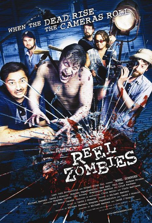 Reel Zombies movie