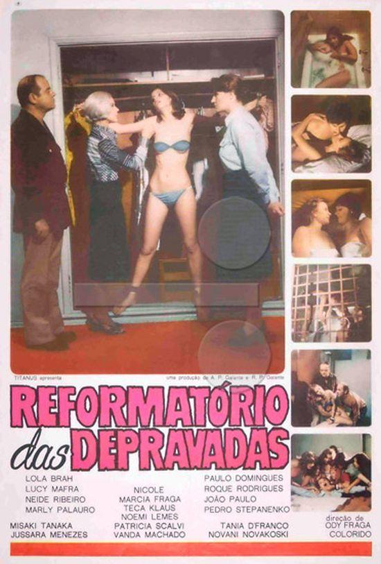 Reformatório das Depravadas movie