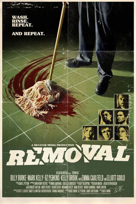 Зачистка / Removal (2010/SATRip) Скачать фильм 3gp/mp4/avi.