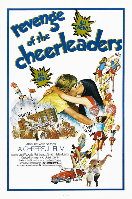 Revenge of the Cheerleaders movie