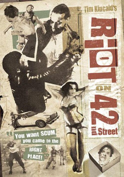 Riot on 42nd St.  movie