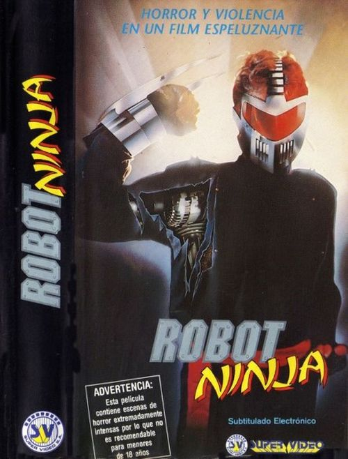 Robot Ninja movie