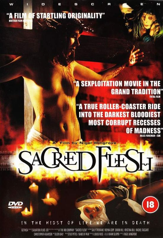 Sacred Flesh movie