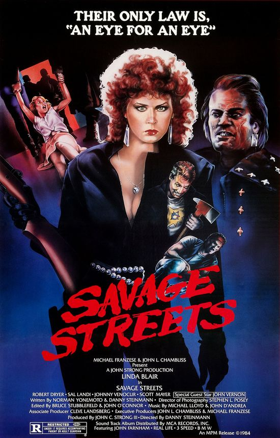 Savage Streets movie