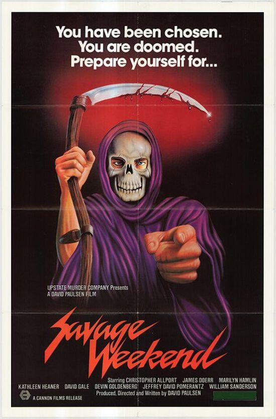 Savage Weekend movie