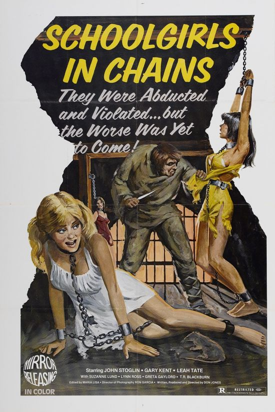 School Girls in Chains movie