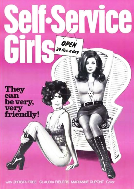 Tempting roommates aka self service girls 1974 full movie