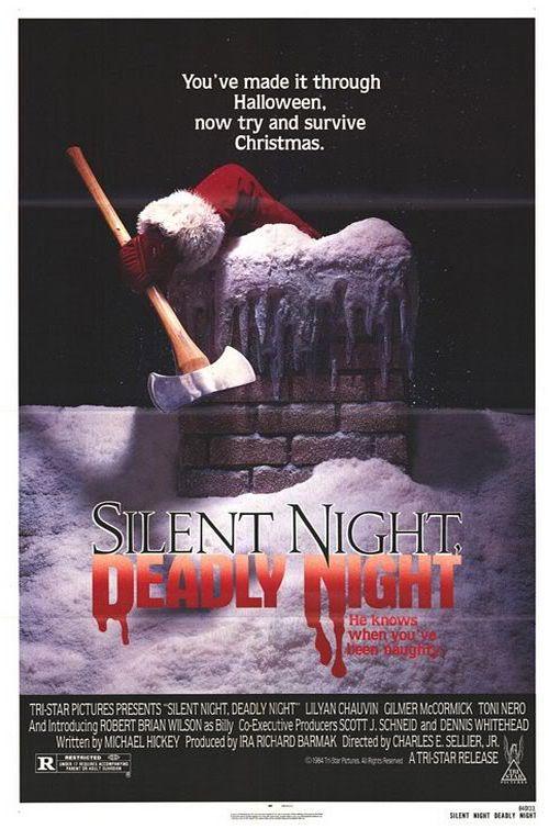 Silent Night, Deadly Night  movie