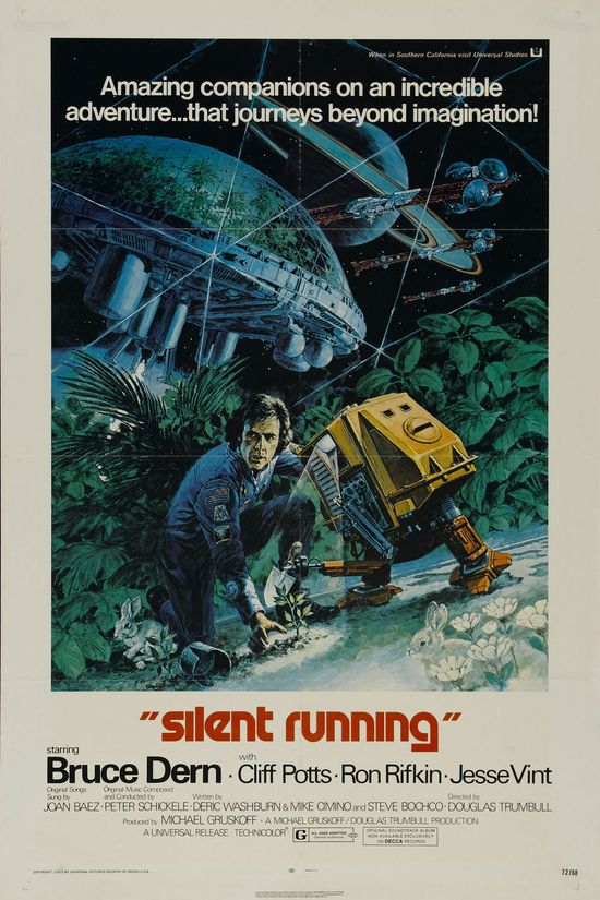 Silent Running movie
