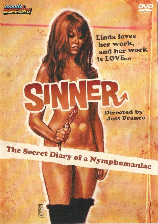 Sinner - Diary of a Nymphomaniac movie