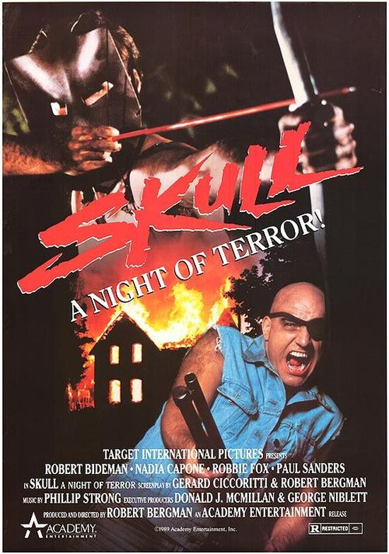 Skull: A Night of Terror! movie