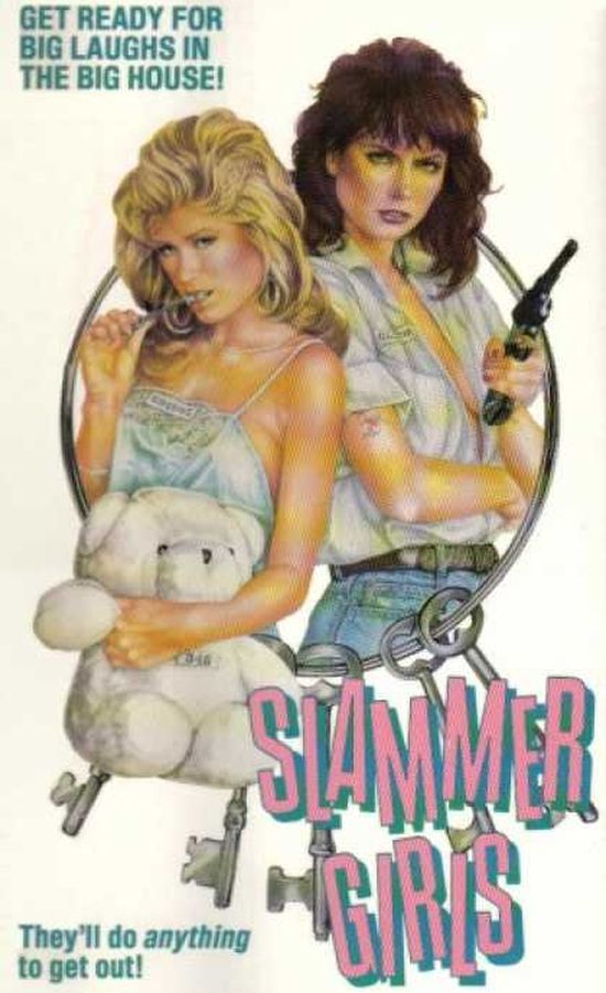 Slammer Girls movie