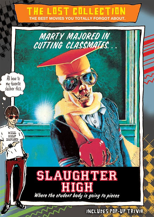 Slaughter High movie
