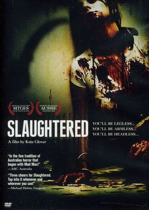 Slaughtered movie