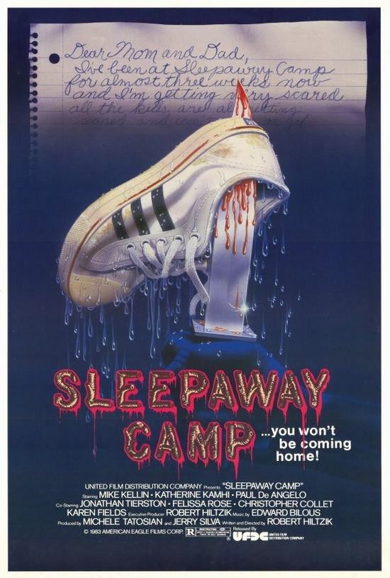 Sleepaway Camp movie