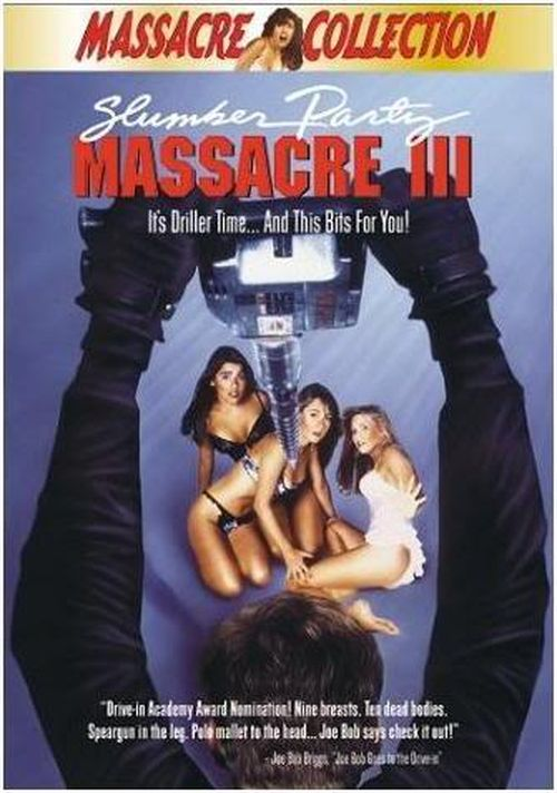 Slumber Party Massacre III movie