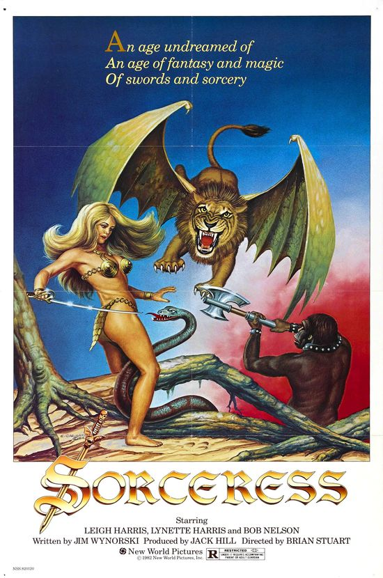 Sorceress (1982) movie
