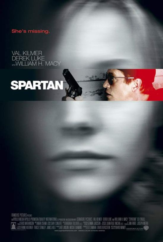 Spartan movie