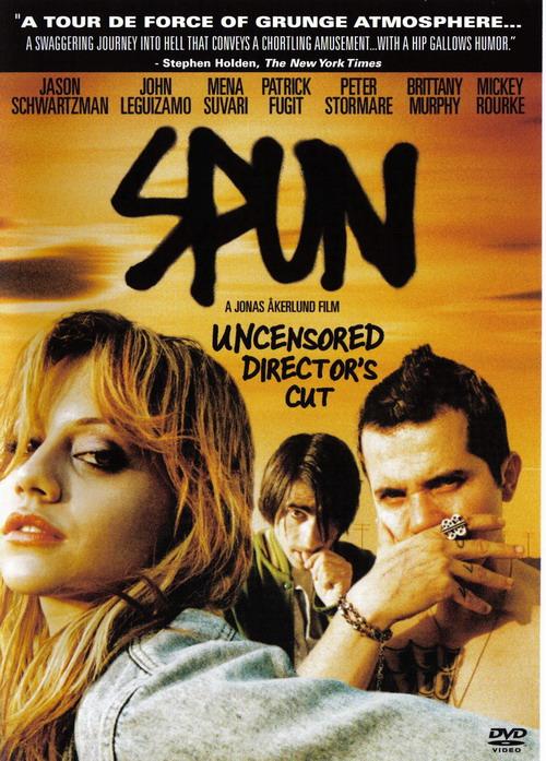 Spun movie