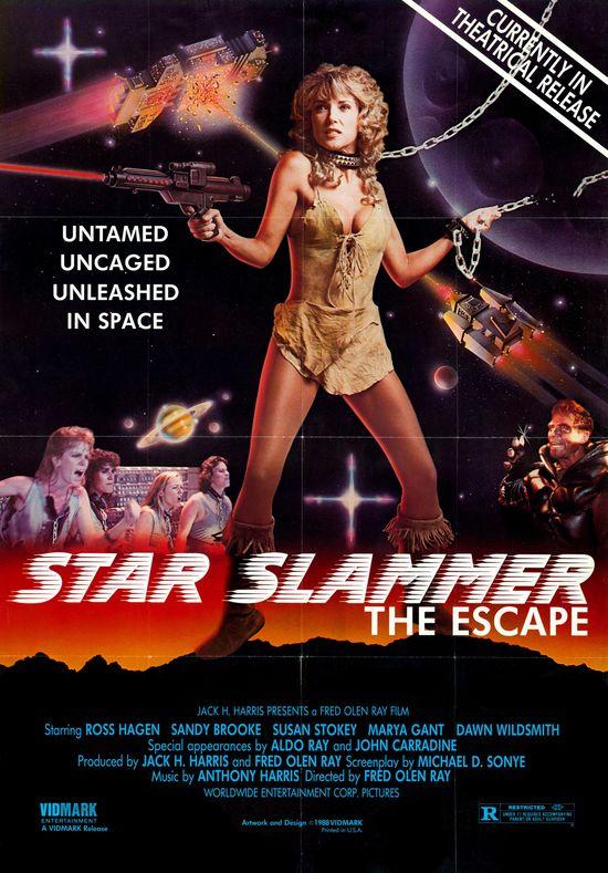 Star Slammer movie
