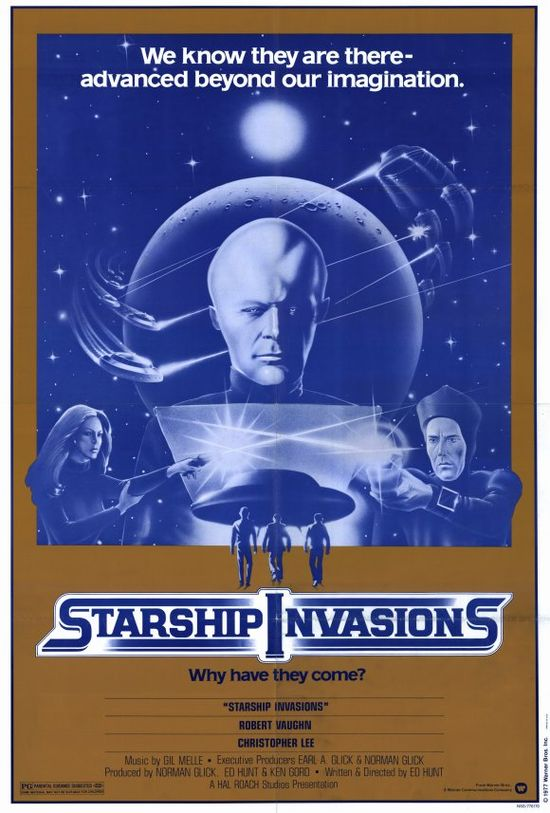 Starship Invasions movie