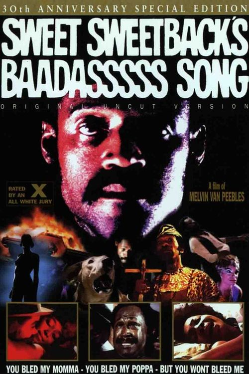 Sweet Sweetback's Baadasssss Song movie