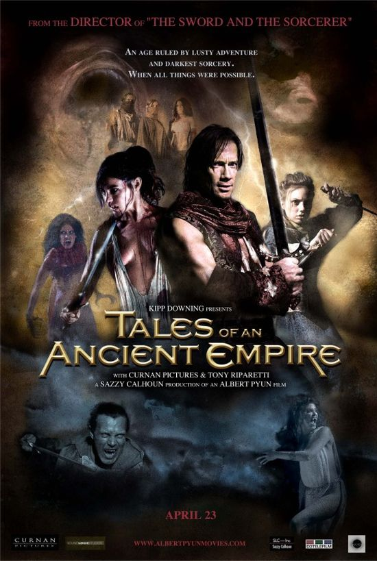 Tales of an Ancient Empire movie