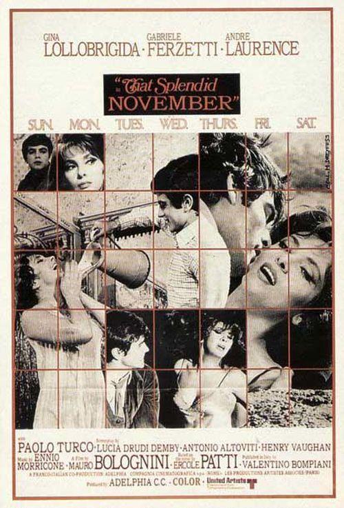 That Splendid November movie