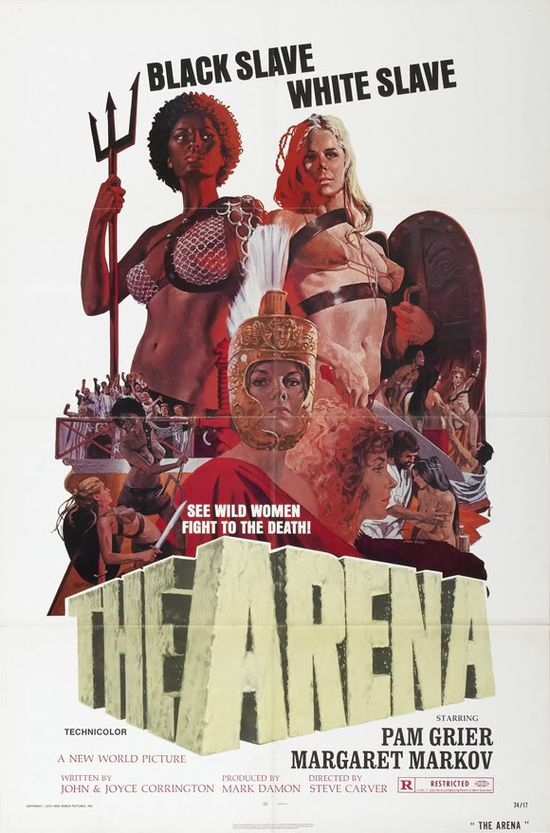 Arena movie