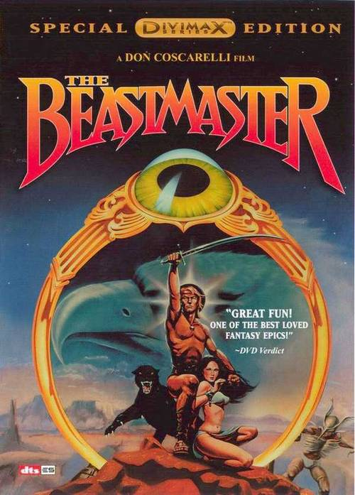 The Beastmaster movie