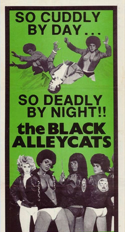 Black Alley Cats movie