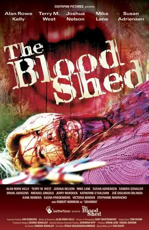 The Blood Shed movie