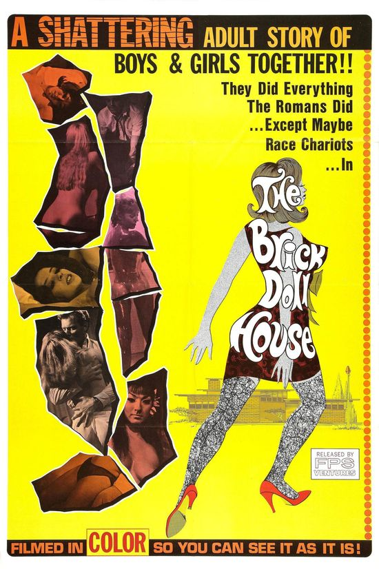 The Brick Dollhouse movie