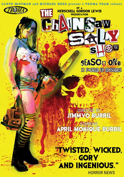 The Chainsaw Sally Show movie