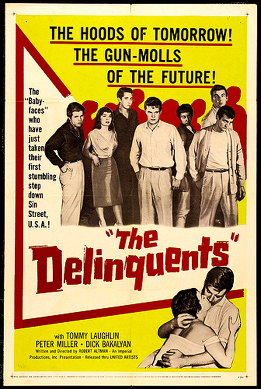 The Delinquents movie