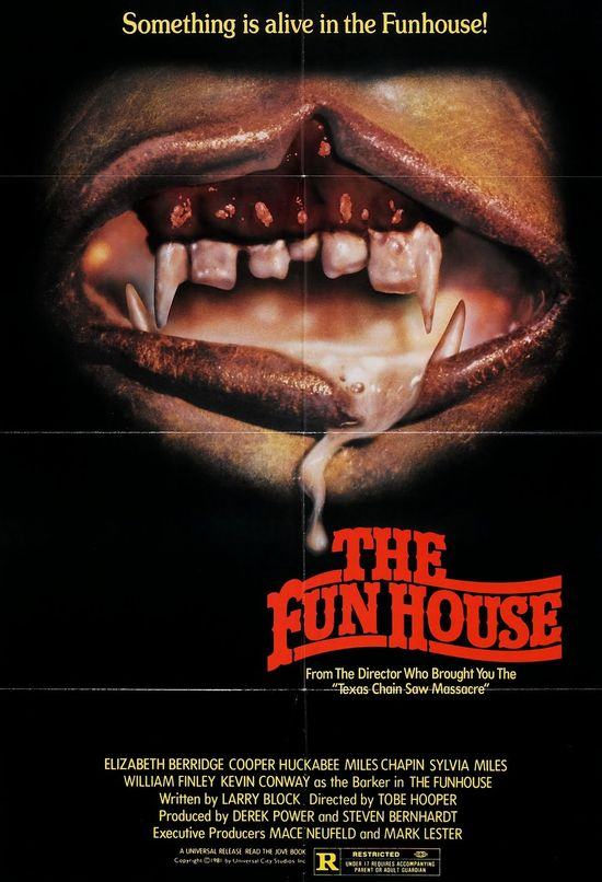 The Funhouse movie