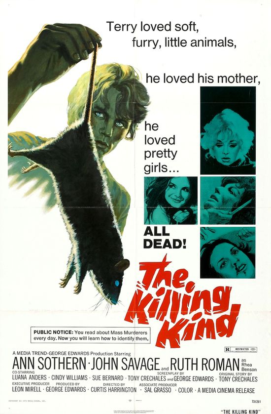 The Killing Kind movie