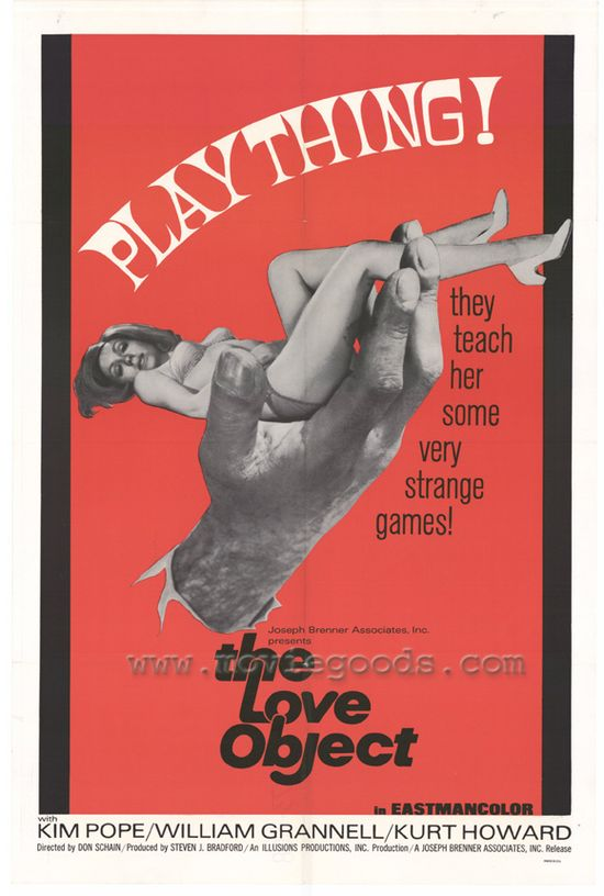 The Love Object movie