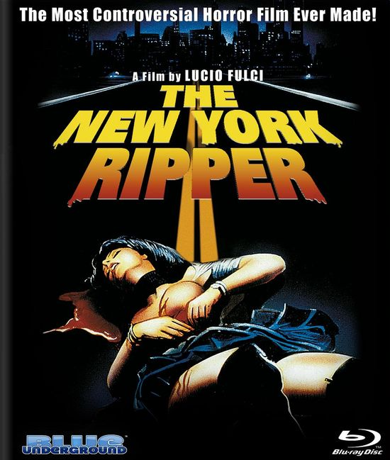 The New York Ripper movie