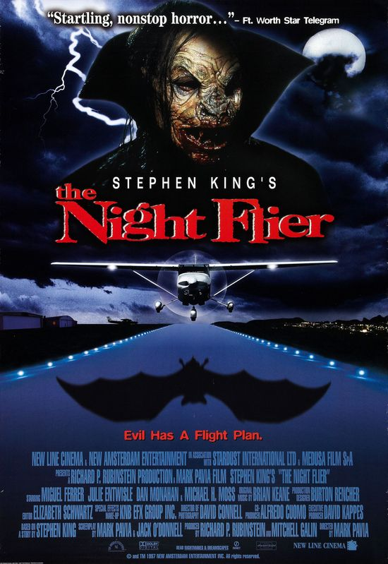 The Night Flier movie