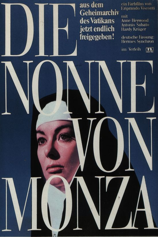 Nun of Monza movie