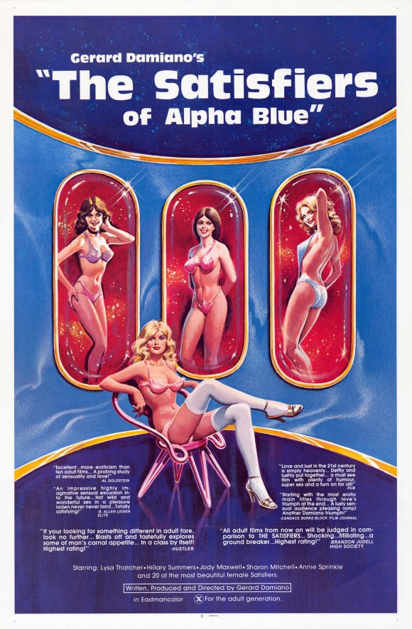 The Satisfiers of Alpha Blue movie