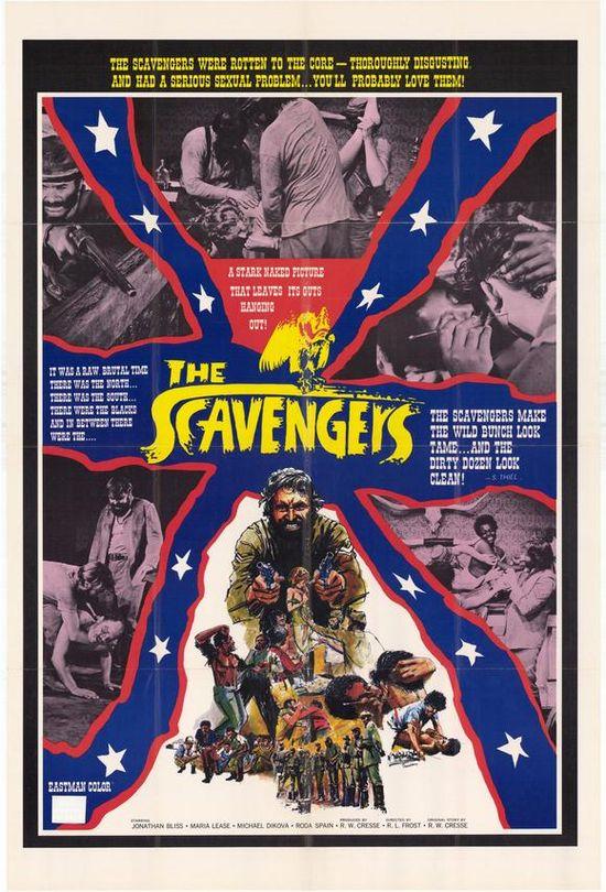 The Scavengers movie