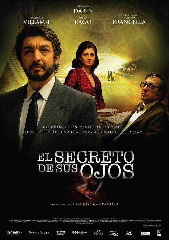 The Secret in Their Eyes movie