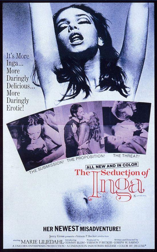 The Seduction of Inga movie