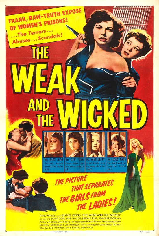 Weak and the Wicked movie