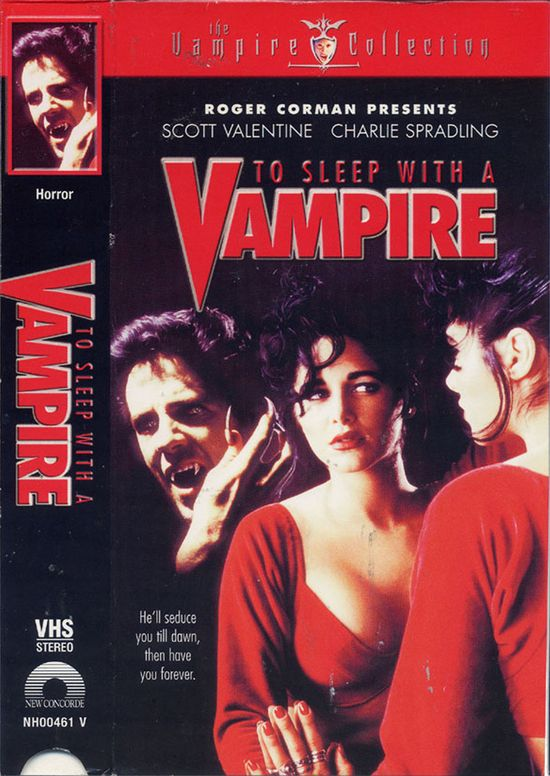 To Sleep with a Vampire movie