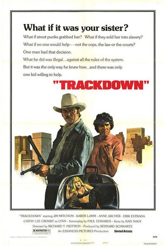 Trackdown movie