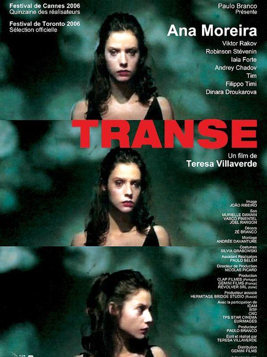 Transe AKA Trance movie