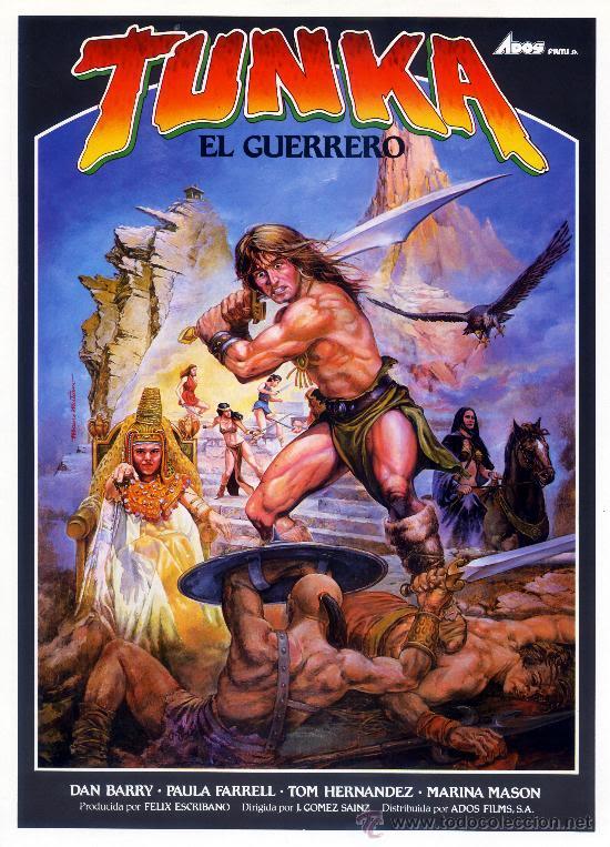 Tunka El Guerrero movie